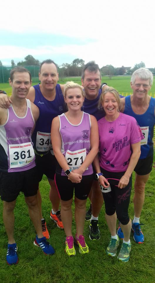 Burnham Half group
